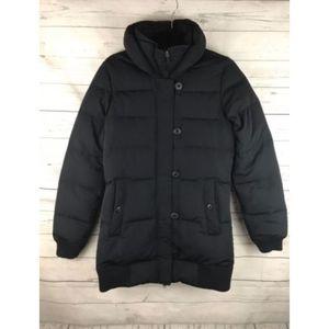 Nike Kurtka Black Puffer Winter Jacket Sz S